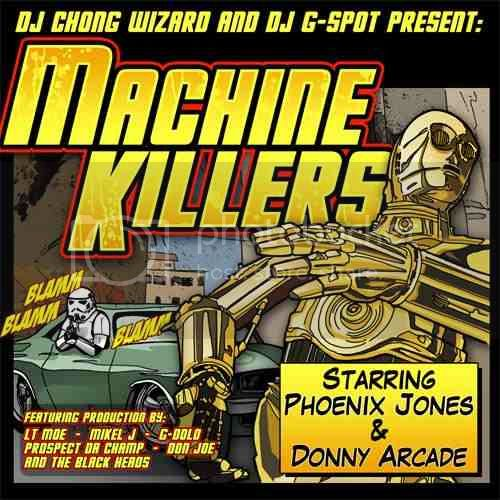 Machine Killers